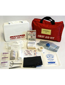 Alberta #1 First Aid Kit - metal
