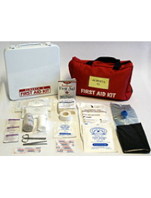 Alberta #2 First Aid Kit - metal