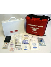 Alberta #3 First Aid Kit - metal