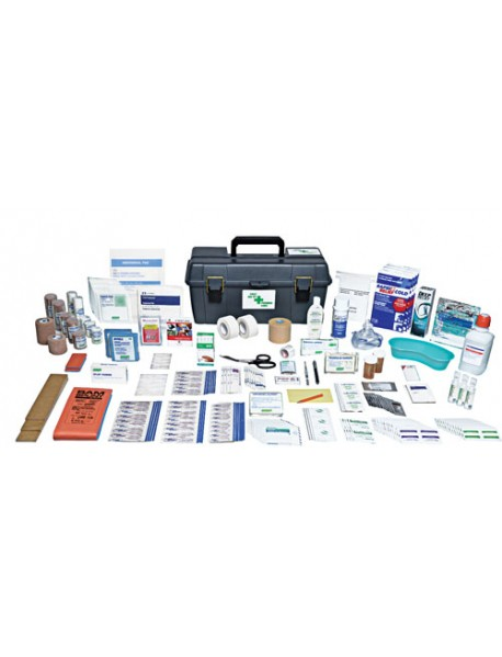 Athletic First Aid Kit - Deluxe