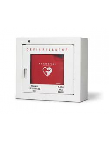 AED Alarmed Wall Cabinet
